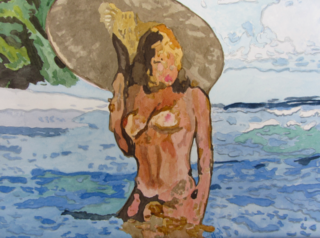 Island_Girl_Watercolor